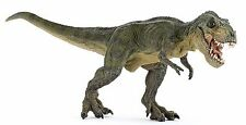 New Papo Green Running T-Rex Tyrannosaurus Rex Dinosaur Model 55027 Moving Jaw