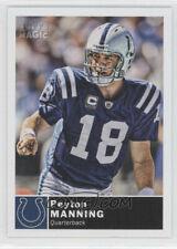New listing Peyton Manning 2010 Topps Magic Card #71