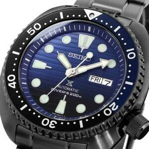 SEIKO Prospex Save The Ocean King Turtle SRPD11K1 Automatic Limited Warranty