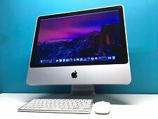 Apple iMac 20 inch Mac Mini Desktop OSX 2015 *HUGE 500GB* 3 Year Warranty! 21.5