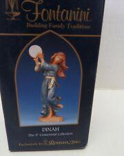 Fontanini Nativity Figure Dinah - 5 Inch Scale Centennial Collection #57580 Nib