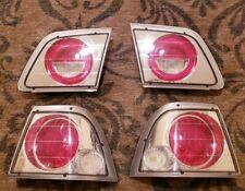 Nissan Maxima 97-99 AL-NMAX-97 Crome Rear Lights