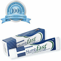 30g NUMB FAST® Skin Numb Anesthetic Numbing Cream Tattoo Waxing Piercing Laser
