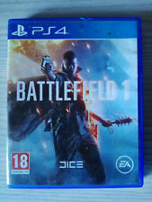 Battlefield 1 PS4 playstation Fr/Nds