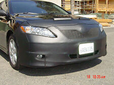 Colgan Front End Mask Bra 2pc. Fits Toyota Camry SE 2007-2009 With Lic. Plate
