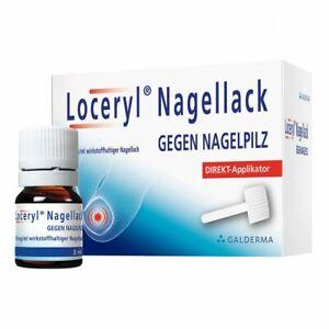 LOCERYL Nagellack gegen Nagelpilz Direkt-Applikator 2,5 ml 11286169