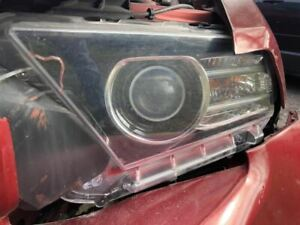 Driver Left Headlight Xenon HID Fits 13-14 MUSTANG 343867