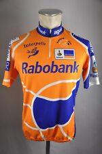 Rabobank camiseta agu ride for Roses talla s BW 50cm bike Cycling Jersey camisa hz1