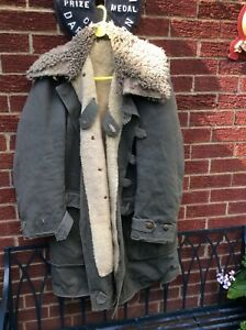 WW2 Swedish army officers coat dated 1941