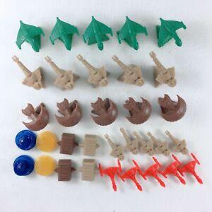 Star Trek Ascendancy Board Game Miniatures Collection Toys lot of 33pcs