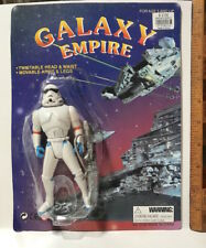"""UNPUNCHED VINTAGE STORMTROOPER 6"""" ACTION FIGURE GALAXY EMPIRE STAR WARS BOOTLEG!"""