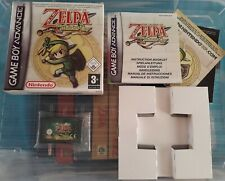 The Legend of Zelda The Minish Cap jeu Nintendo Game Boy Advance