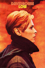 DAVID BOWIE - LOW POSTER - 24x36 - MUSIC 34151
