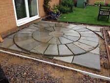 Marshall Natural Squared Stone Circle  3 M2
