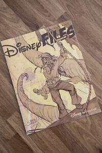 Disney Files Magazine 2013 Spring Vol. 22 No. 1 Pirates of the Caribbean DVC