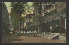 1910s The Pantiles Royal Turnbridge Wells UK POSTCARD
