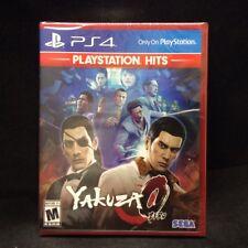 Yakuza 0 (PlayStation Hits) (PS4) BRAND NEW / Region Free