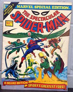 Marvel Special Edition Spectacular Spider-Man Treasury (1975) - High Grade