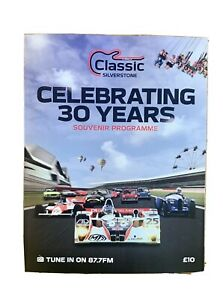 Classic Silverstone Official Programme 2021