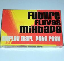 PETE ROCK MARLEY MARL SEALED FUTURE FLAVAS MIXTAPE PROMO RAP Nas wu tang lp 12""