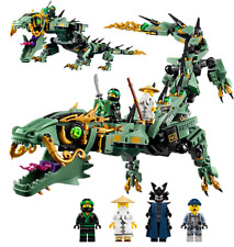 NEW NinjagoINGly Movie Series Flying mecha dragon Building Blocks Bricks Toys