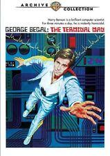 Terminal Man DVD 1974 George Segal, Jill Clayburgh, Joan Hackett, Richard Dysart