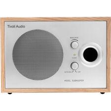 Tivoli Audio Model Subwoofer Silber/Kirsche NEU Subwoofer