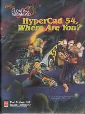 HYPERCAD 54 Where Are You? - Tales from the Floating Vagabond - RPG ENG NEW AVH