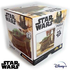 Disney Star Wars Grogu Baby Yoda 48 Piece Jigsaw The Mandalorian | NEW