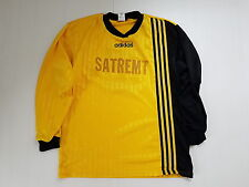 MAILLOT FOOTBALL PORTE WORN SHIRT ANCIEN VINTAGE MAGLIA ADIDAS SARTREMT N°10
