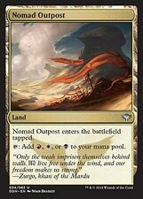 2x Avamposto Nomade - Nomad Outpost MTG MAGIC DD SvC Speed vs. Cunning Eng