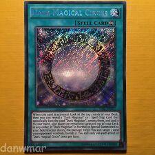 Dark Cerchio Magico Magician YuGiOh MP17 Mega Lattine 2017 Come nuovo carta