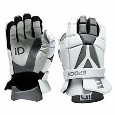 Lacrosse Glove for Attack Middie and Defensemen Small White