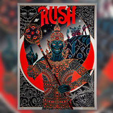 "Rush- 2112 ""The Temples of Syrinx"" Main by Collectionzz Emek Sperry Phish"