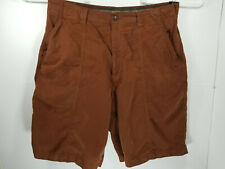 Tommy Bahama Mens Size 35 Shorts Red Rust