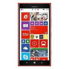 Nokia Lumia 1520 16GB Red Unlocked At&t Windows Smartphone GSM 4GLTE GSM **