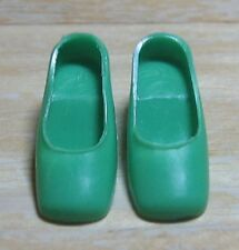 Barbie, Francie Lime Green Square Toe Shoes