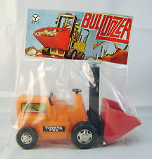 1970's Plastic Toyota Forklift FB5 - 9 inches long New in Original Package