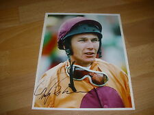 Philip ROBINSON  Horse Racing Jockey  17/08/94  Original Hand SIGNED Press Photo