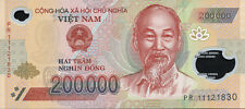 Vietnam 200.000 Dong (2010-13) Polymer Pick 123 (1)