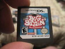 Big Brain Academy  (Nintendo DS, 2006)