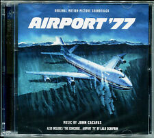 AIRPORT '77+'79 THE CONCORDE 2-CD Limited Edition SOUNDTRACK Score SEALED CD