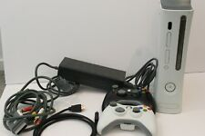 Microsoft Xbox 360 Core System Launch Edition White 60GB HDD