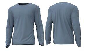 Husqvarna 529677758 X-Large Varme Men's Long-Sleeve Performance Shirt UPF 40+ XL