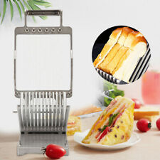 Commercial Cheese Amp Bread Slicer Food Cutter Home Use For Cheese Bread 12cm