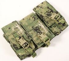NEW Eagle Industries AOR2 Triple (3x2) 5.56 Rifle Mag Pouch MPCRP3 - MOLLE - 5A2