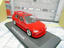 FORD Escort Cosworth RS 4x4 1992 red rot Minichamps Maxichamps 1:43