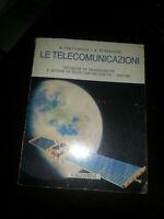 LIBRO:LE TELECOMUNICAZIONI - A.CECCONELLI -A.TOMASSINI - CALDERINI ****