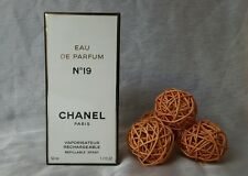 "Chanel N°19 Eau de toilette 240ml Splash ""vintage"""