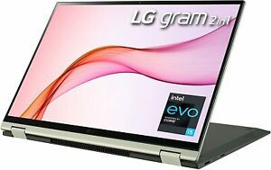 "LG Gram 16T90P - 16"" Laptop, Touch Screen, Intel Core i5-1135G7, 16GB / 512 GB"
